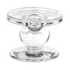 Tali Clear Glass Candle Holder 68cm