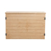 Timber Slatted Food Station