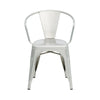 Tolix Chair Galvanised with Arms
