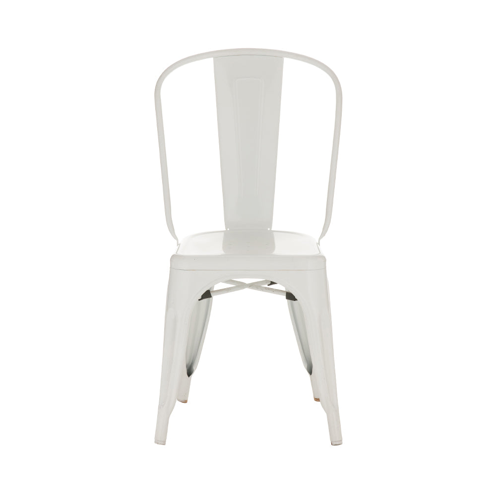 Tolix Chair White