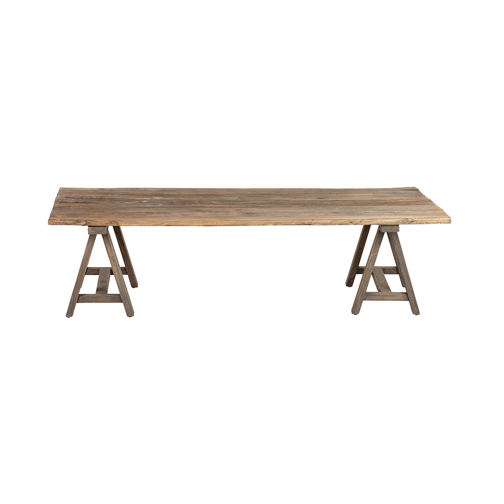 - Trestle Coffee Table - The Design Depot