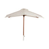 White Market Umbrella 3m Sq
