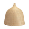 Wicker Hanging Shade Large