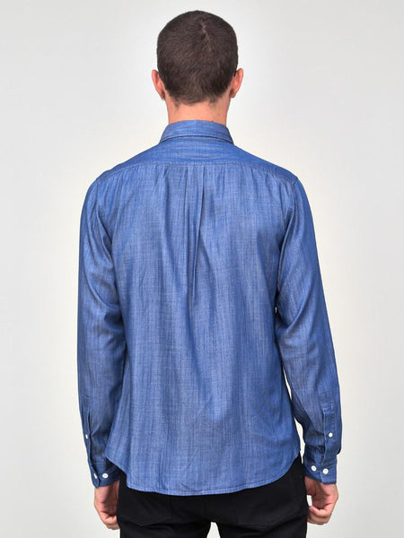 CHAMBRAY SHIRT BLUE - Standard Issue NYC