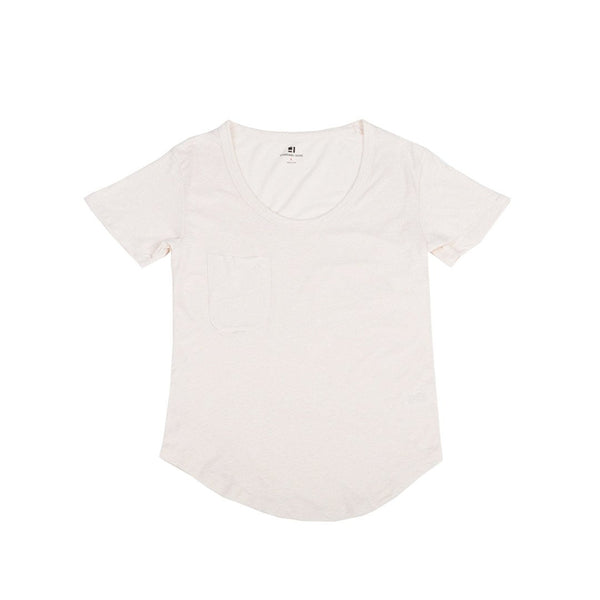 Standard Issue Pocket Tee - Beige