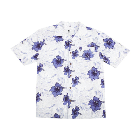 Camp Shirt - Purple Orchid