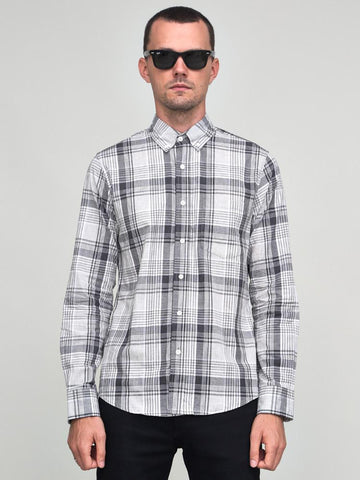 BUTTON UP POCKET SHIRT - Standard Issue NYC