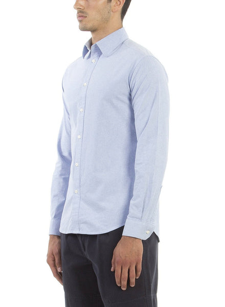 Classic Oxford Shirt Blue - Standard Issue NYC