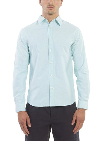 Classic Oxford Shirt Mint - Standard Issue NYC