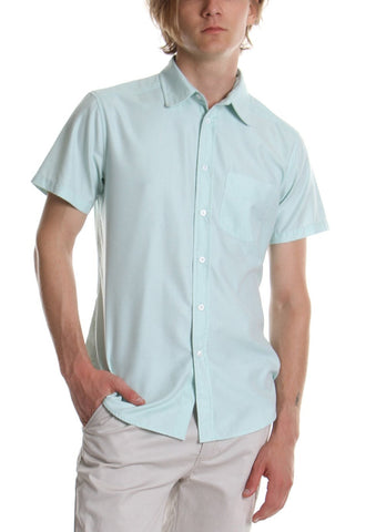 CLASSIC SHORT SLEEVE SHIRT MINT - Standard Issue NYC