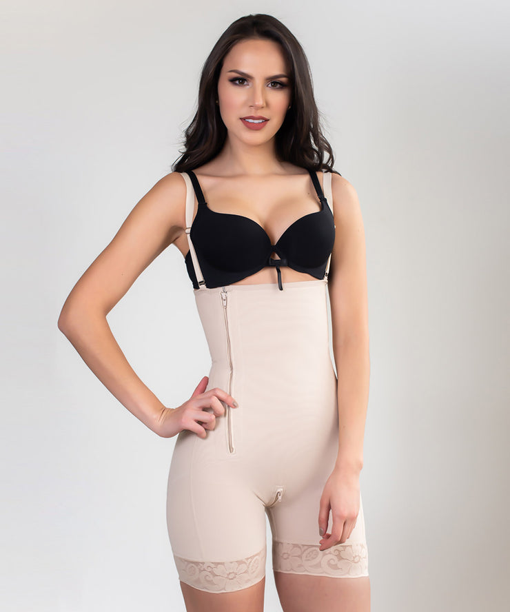 Strapless with side zipper / Ref: 1222
