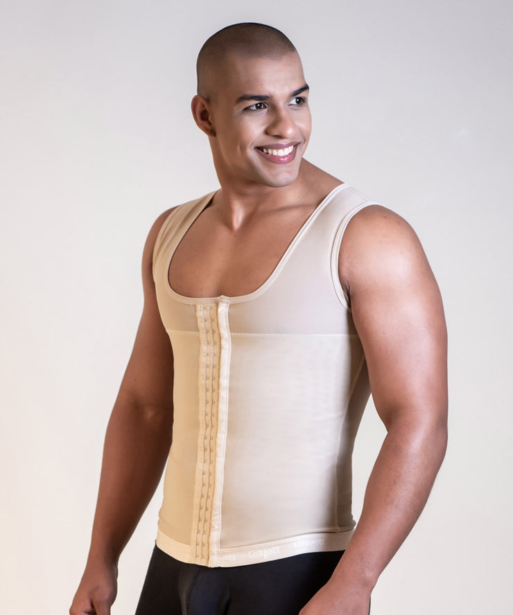 Men's vest with hooks / Ref: 1236