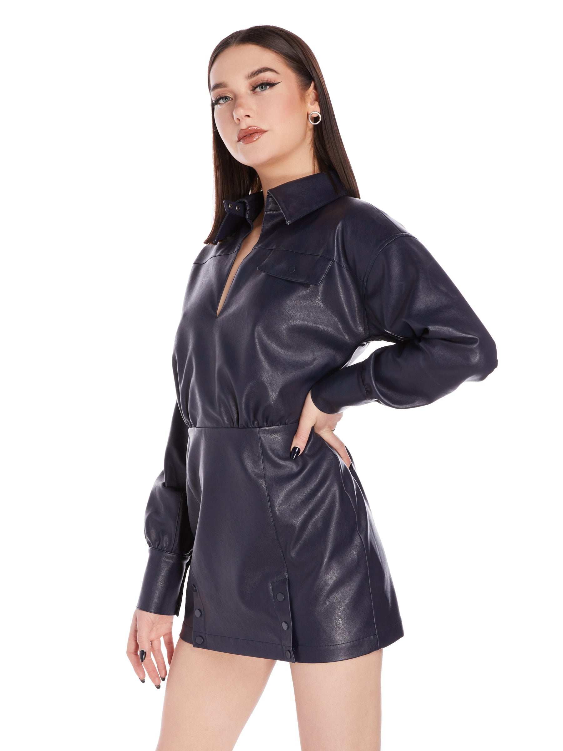 Blouson Dress