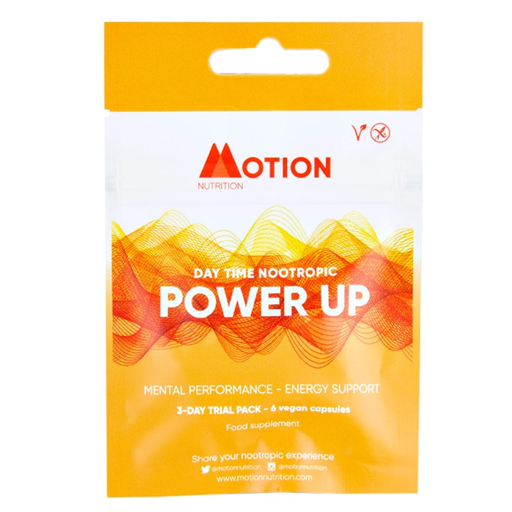 Motion Nutrition Power Up Sampler