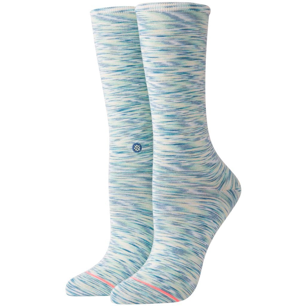Stance Spacer Crew Light Blue