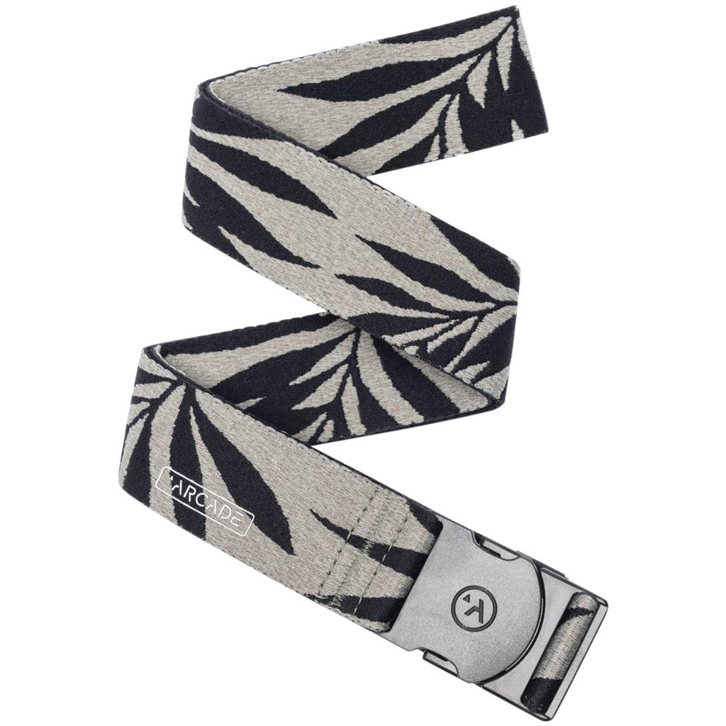 Arcade Canopy Heather Grey/Black Belt