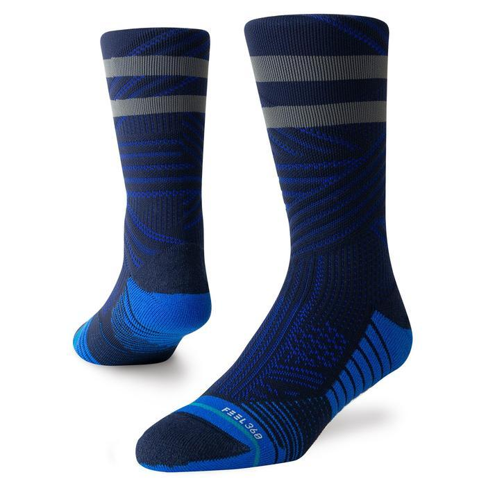 Stance Training Socks Uncommon Train Crew Royal