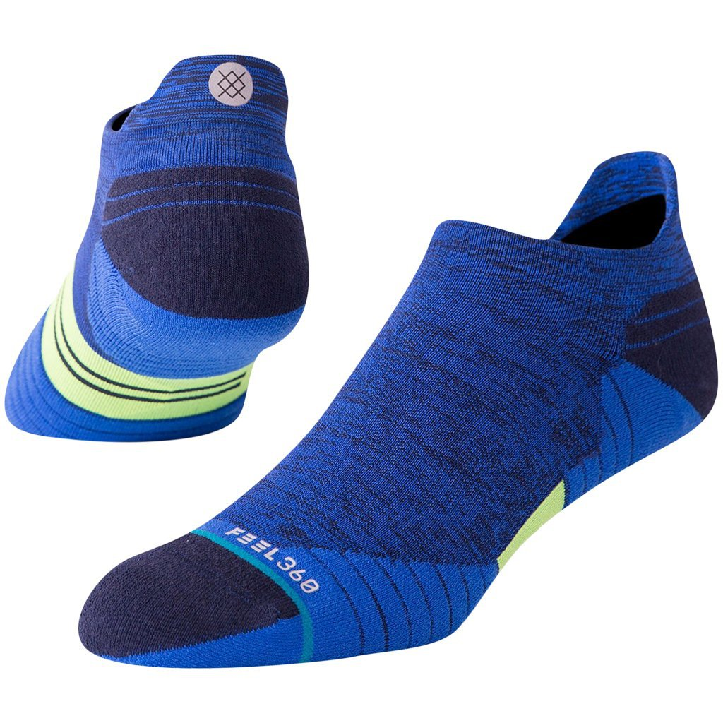 Stance Uncommon Solids Tab Blue