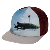 Hurley Mixtape Hat Team Crimson