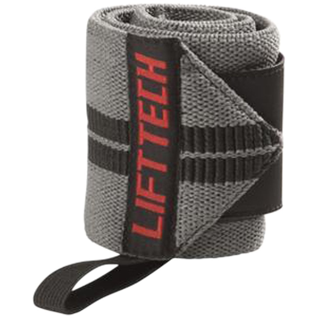 Lift Tech Comp Wrist Wraps - 18 inch