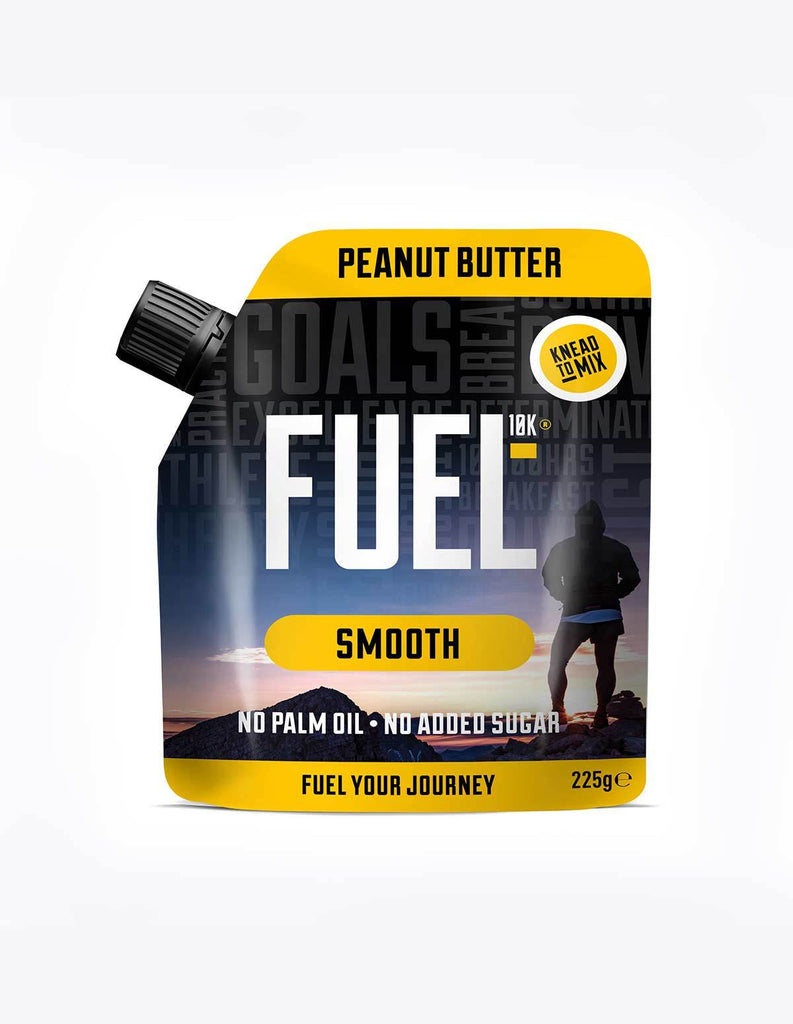 Fuel 10k Peaunt Smooth Butter 225g
