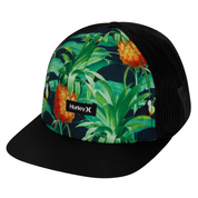 Hurley Mixtape Hat Black