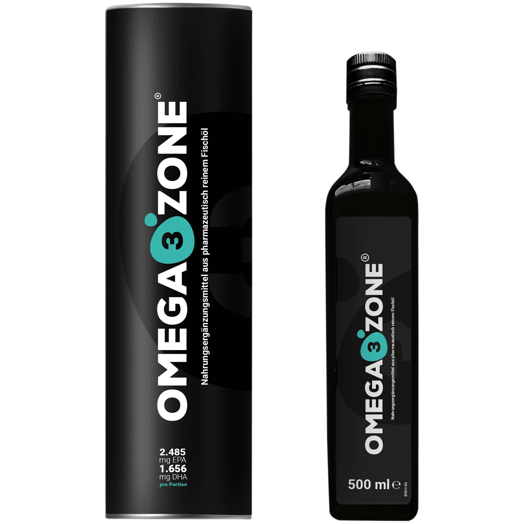 Omega 3 Zone Fish Oil