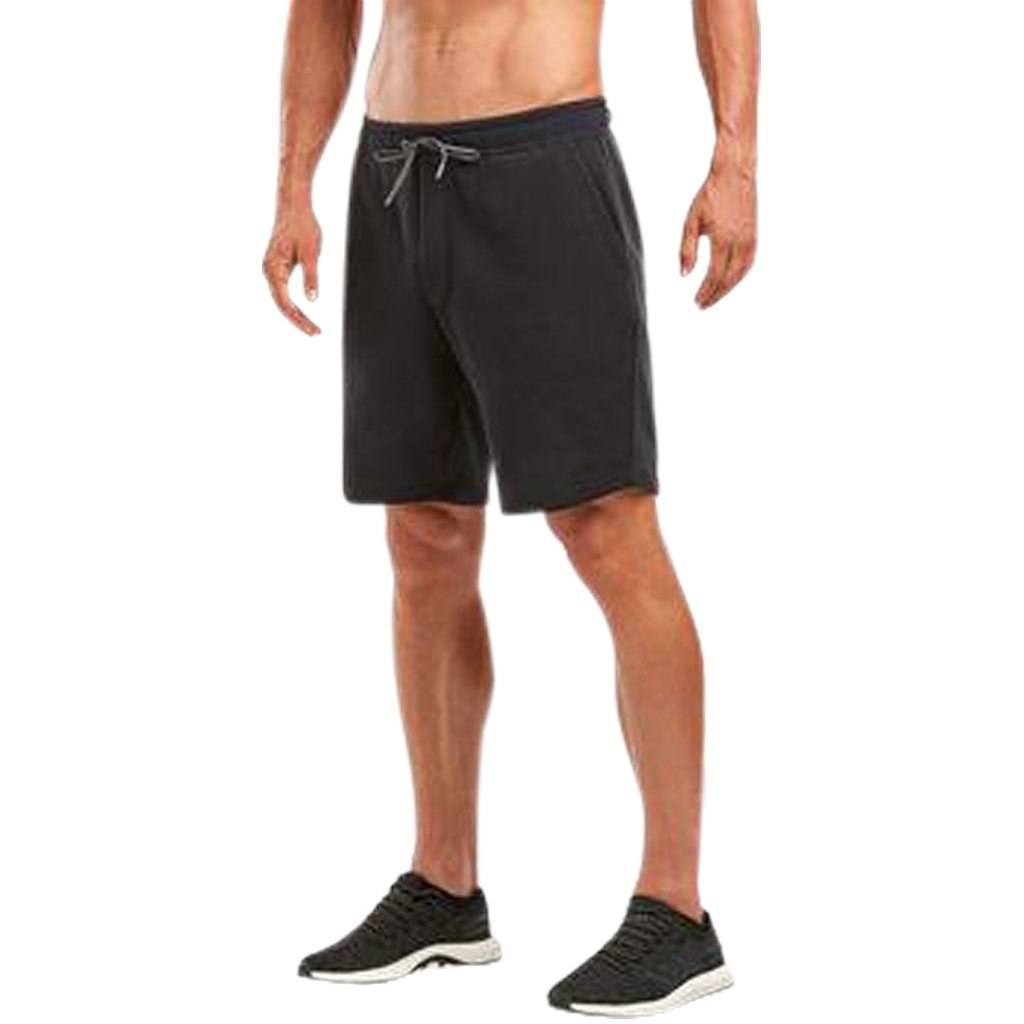 "2XU URBAN 9"" Mixed Short Black/Black"