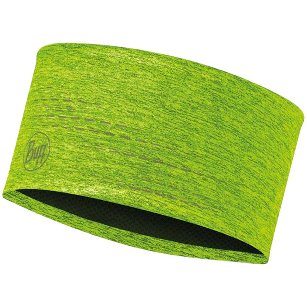 Buff Dryflex Fluro Yellow Headband