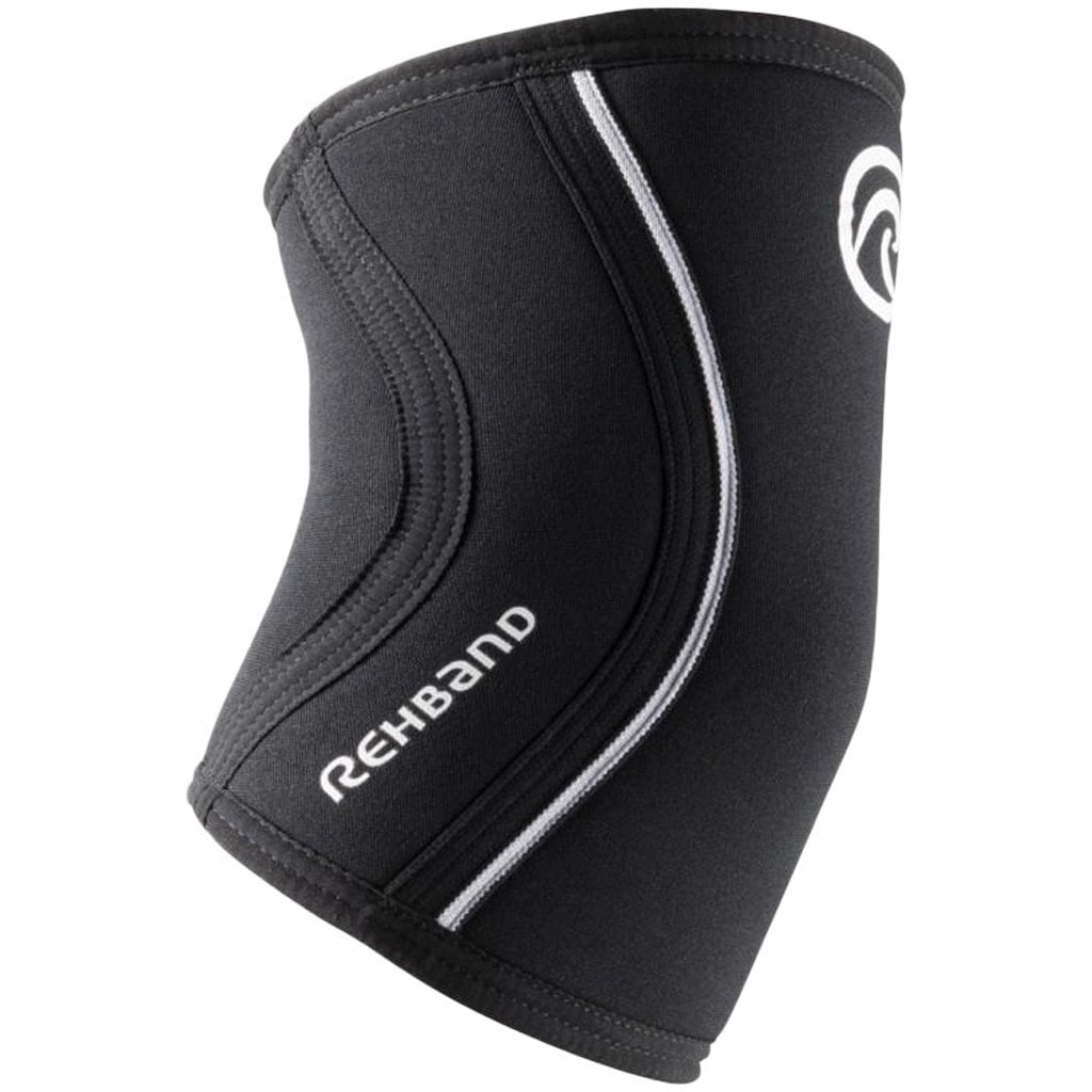 Rehband RX ELBOW Sleeve 5mm Black