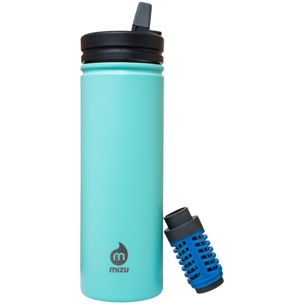 MIZU 360 - M9E Enduro Spearmint (Straw Lid & Everyday Filter Included)