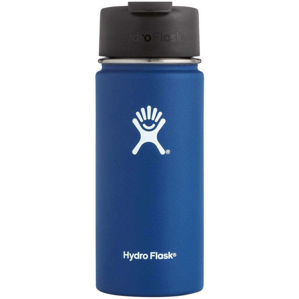 Hydro Flask Coffee 16oz Wide Mouth with Flip Lid Cobalt