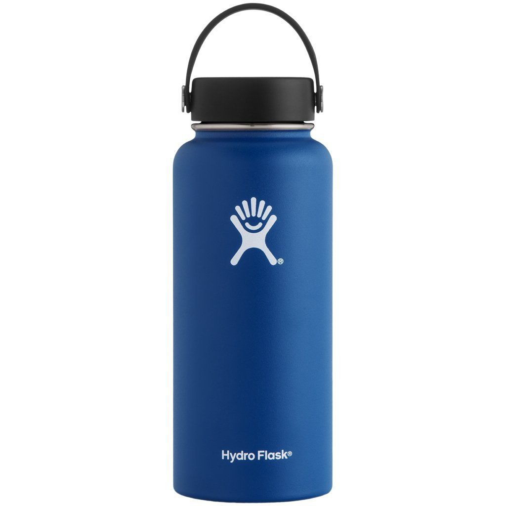 Hydro Flask 32oz Wide Mouth Colbalt