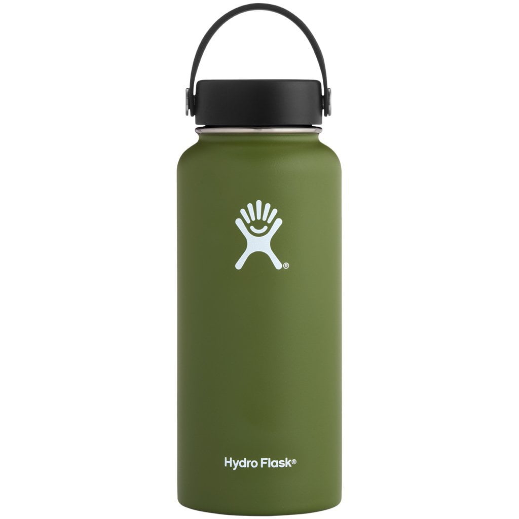 Hydro Flask 32oz Wide Mouth Olive