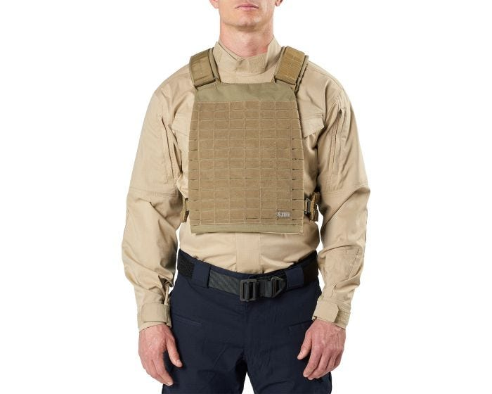 5.11 Taclite Plate Carrier Weighted Vest - Sandstone