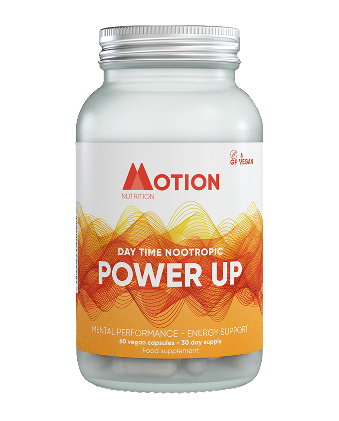 Motion Nutrition Power Up