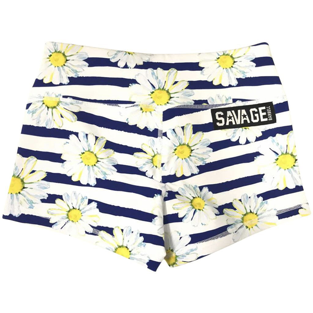 Savage Sunshine Daisy Dukes Booty Shorts