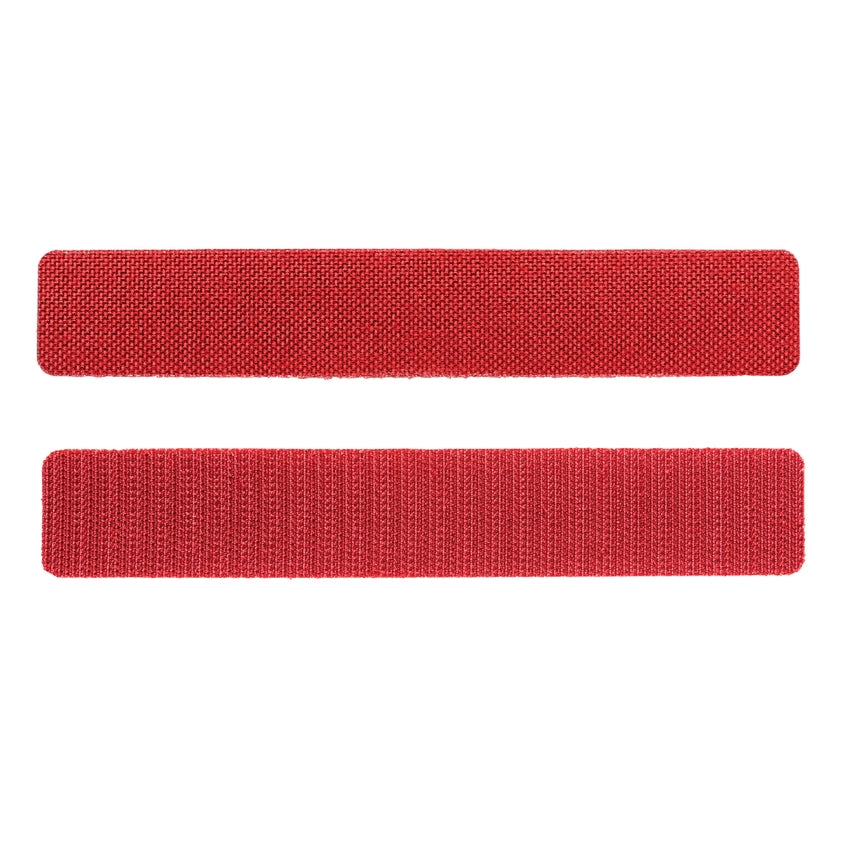 5.11 Writebar Name Tape Fire Red Patch