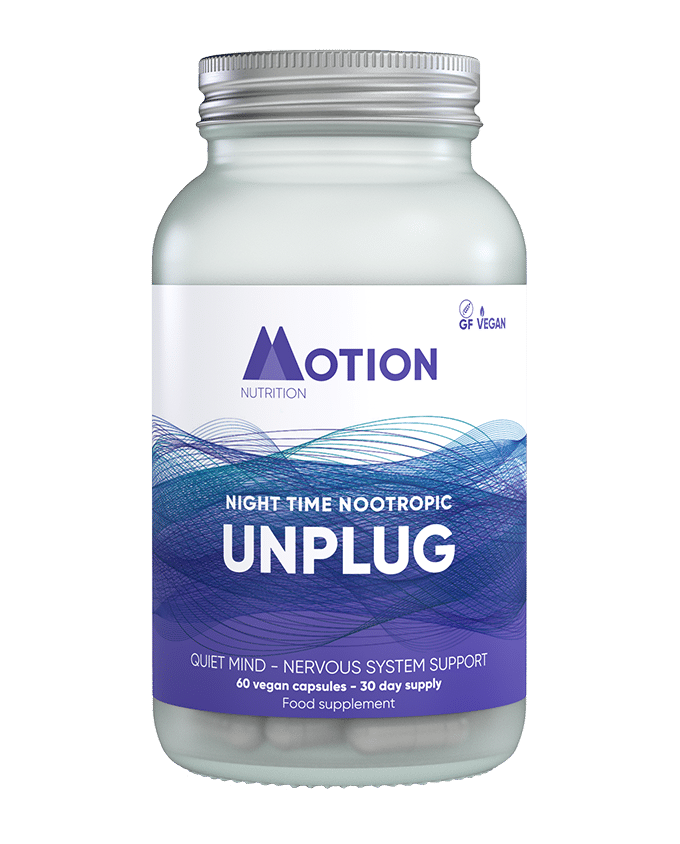 Motion Nutrition Unplug