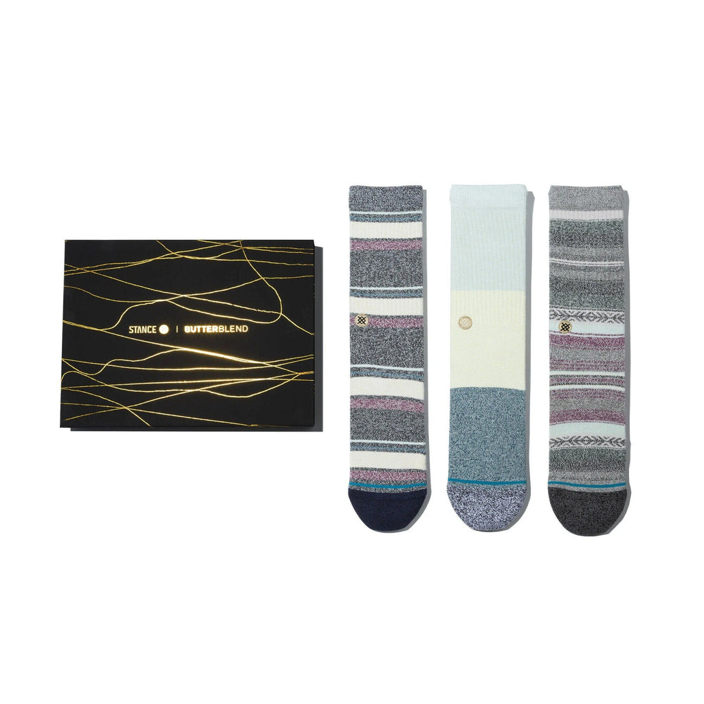 Stance Butterblend 3 Pack Boxset
