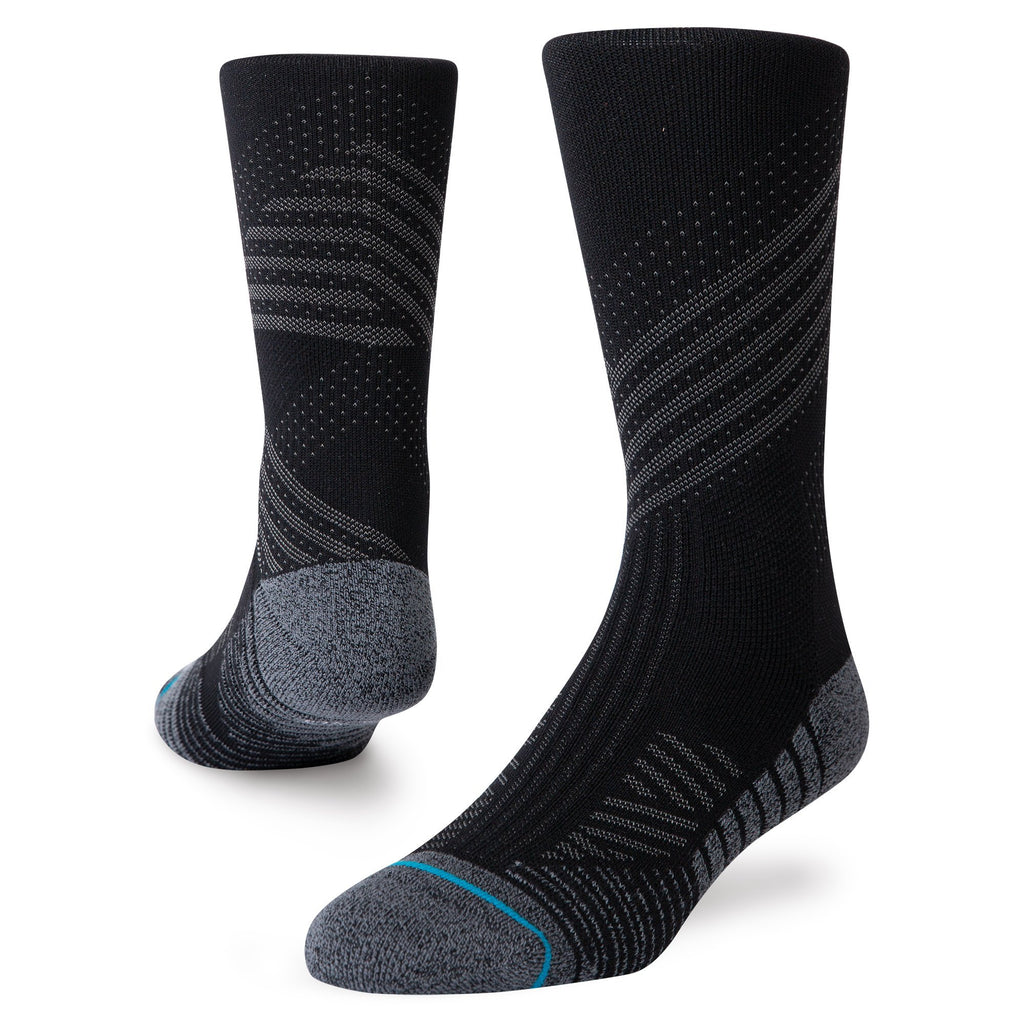 Stance Athletic Crew Black Training Socks