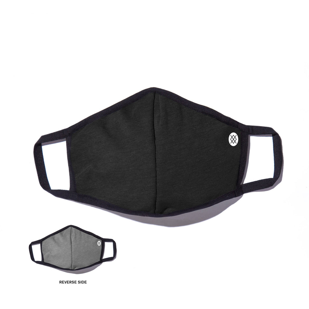 Stance Solid Black Adjustable Mask