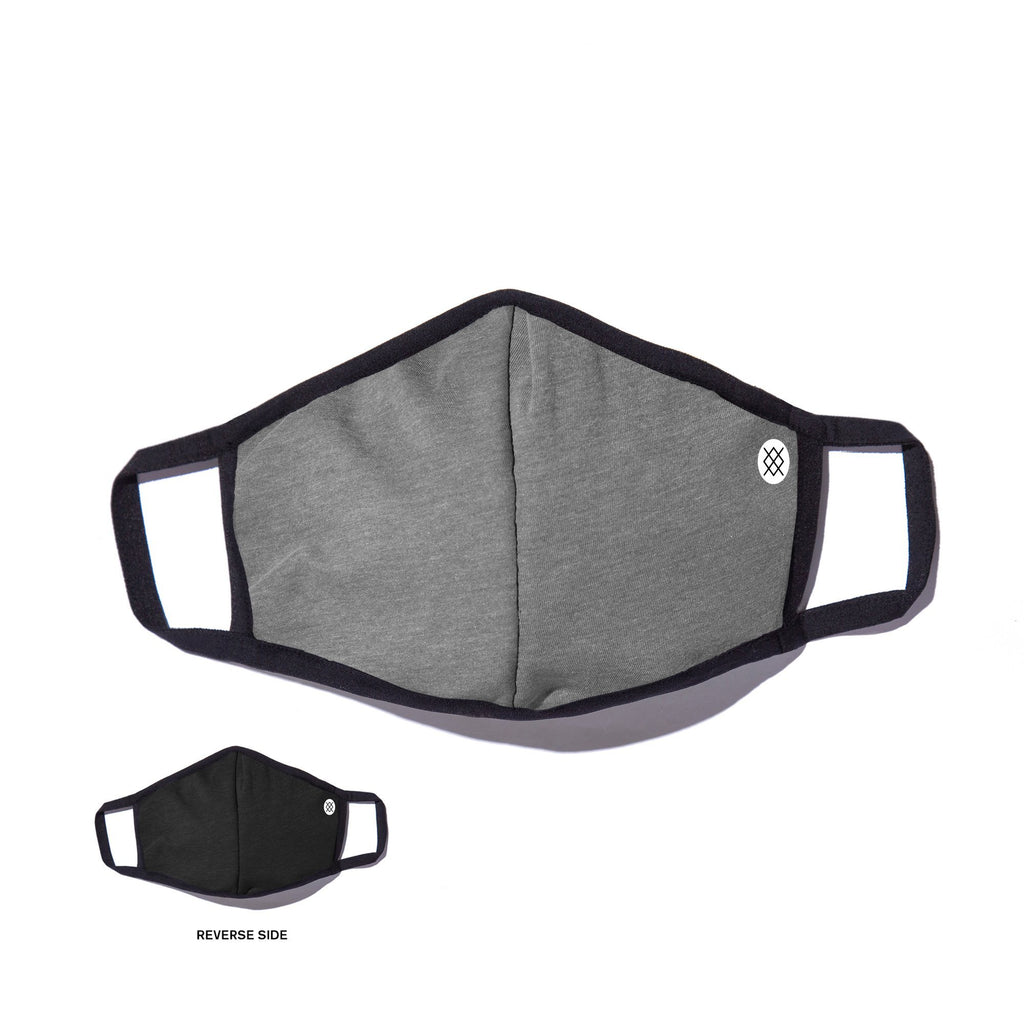 Stance Solid Grey Adjustable Mask