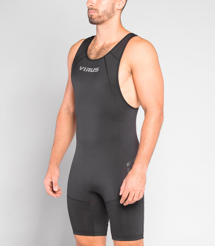 Virus Au95 | Bioceramic ELEVATE III Weightlifting Singlet