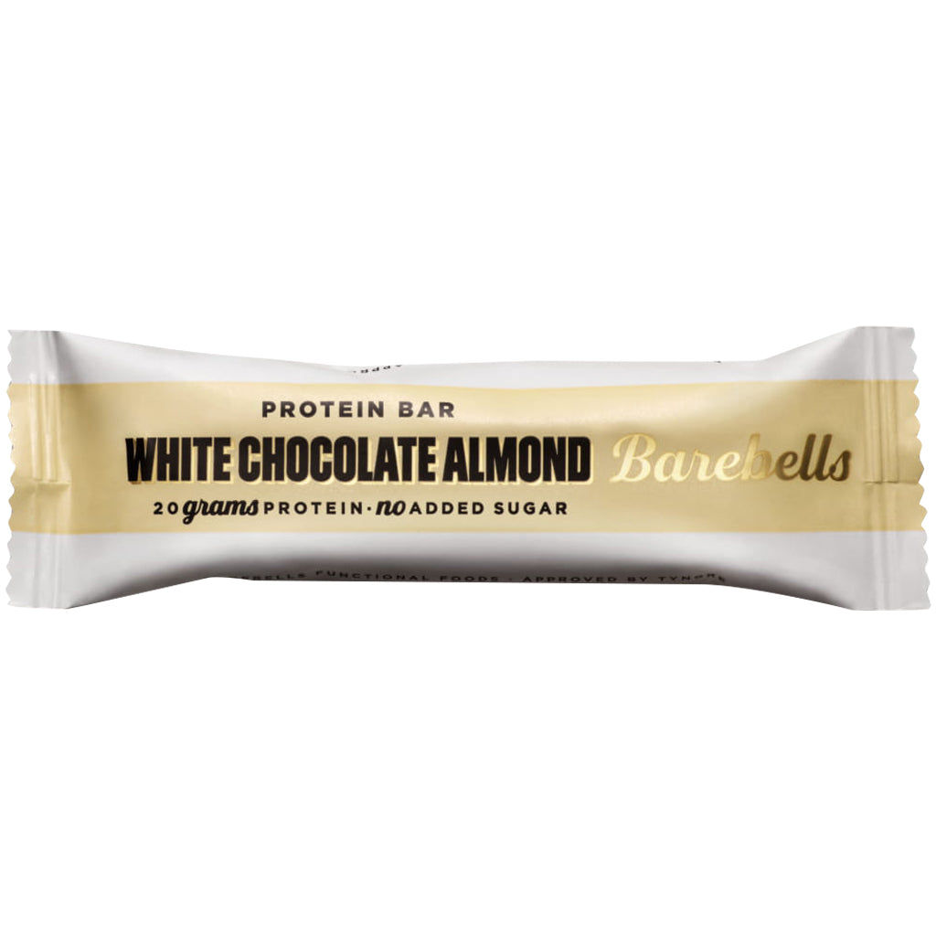 Barebells White Chocolate And Almond Bar 55g