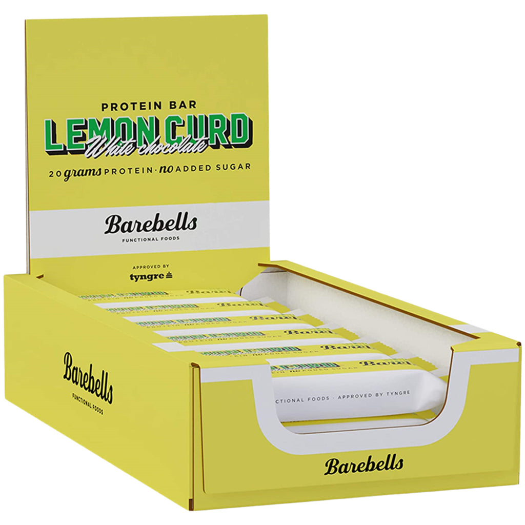 Nocco Limon Del Sol & Barebells Lemon Curd Bar Bundle
