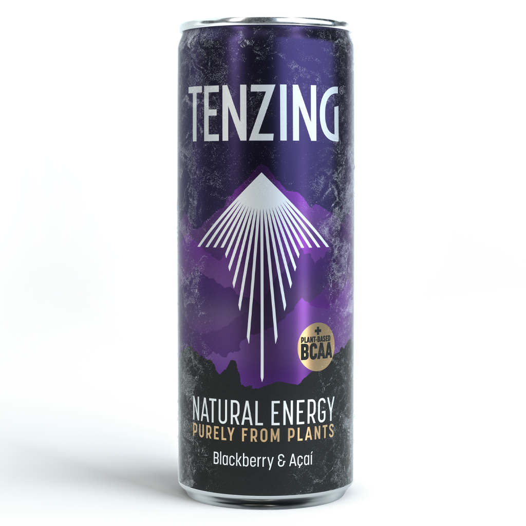 Tenzing Natural Energy BCAA Blackberry & Acai 330ml