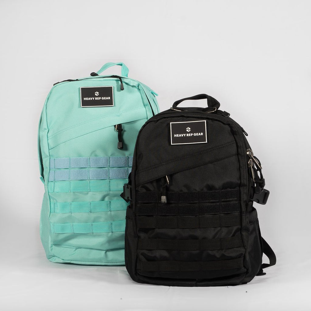Heavy Rep Gear Viper 40L Neo Mint Rucksack