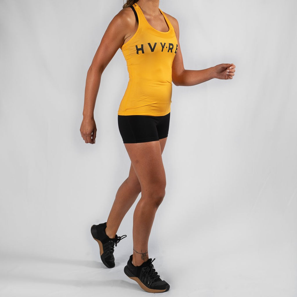 Heavy Rep Gear Twisted HVY REP Mustard / Black Tank