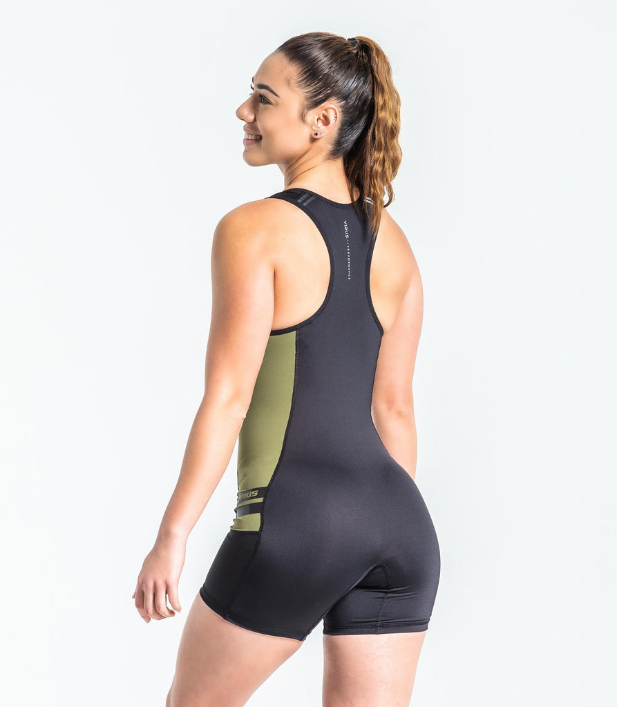 Virus EAU12 | Bioceramic ELEVATE II Weightlifting Singlet